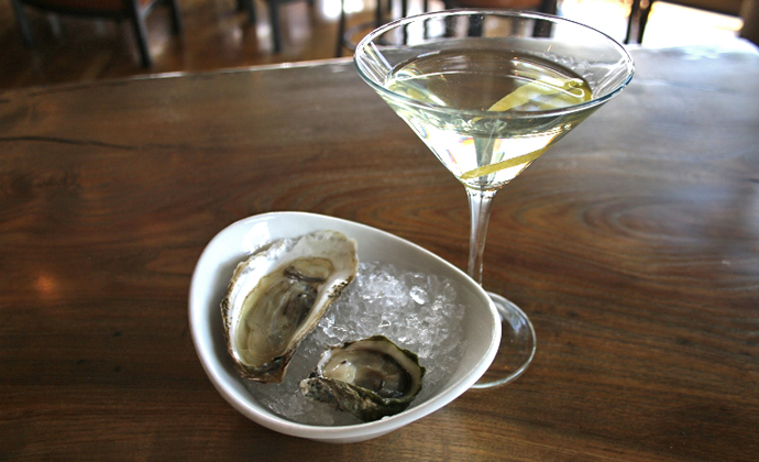 Oysters-spirits