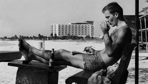 hunter_s_thompson - Rum Diary