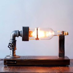Basil Hayden Table Lamp