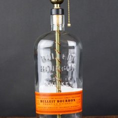 Bulleit Bourbon Table Lamp
