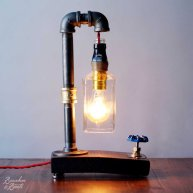 Jack Daniel's Table Lamp