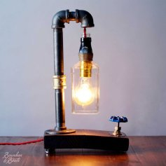 Jack Daniel's Table Lamp